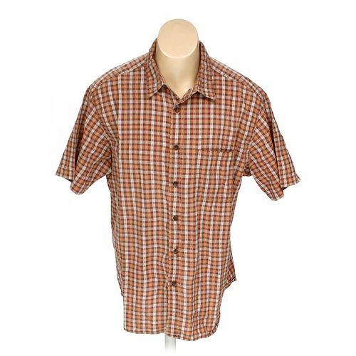 Woolrich Button-up Short Sleeve Shirt in size XL at up to 95% Off - Swap.com