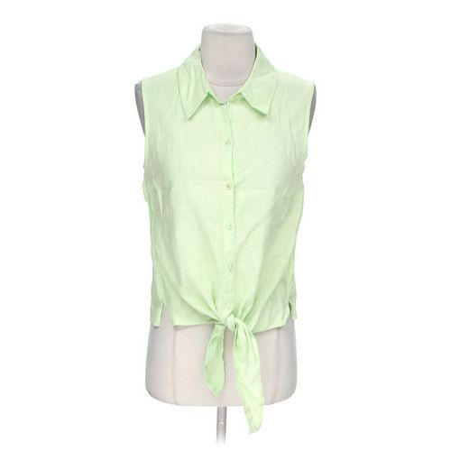 Dandy Button-up Tank Top in size M at up to 95% Off - Swap.com