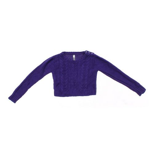 Cherokee Cable Knit Cropped Sweater in size 10 at up to 95% Off - Swap.com
