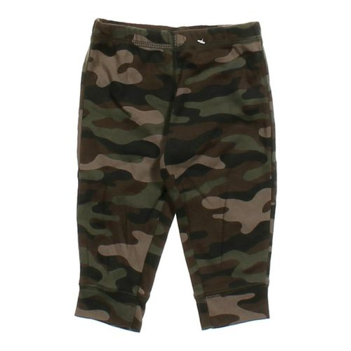 Carter's Camo Pants in size 6 mo at up to 95% Off - Swap.com