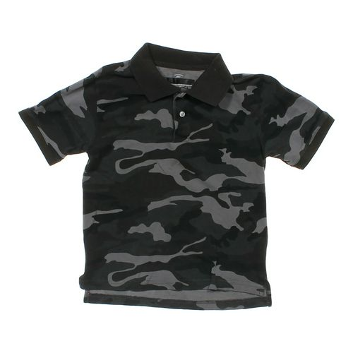 Camo Polo Shirt in size 8 at up to 95% Off - Swap.com