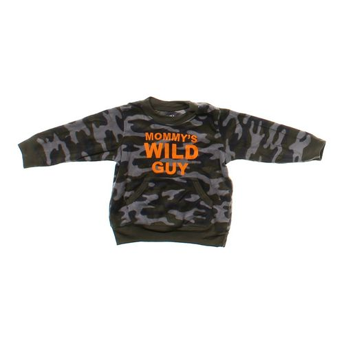 Child of Mine Camo Sweatshirt in size 12 mo at up to 95% Off - Swap.com