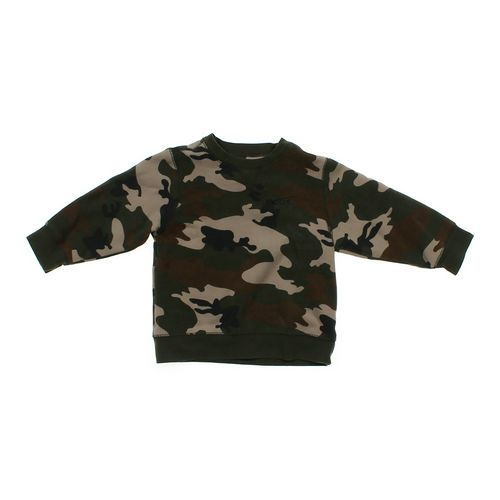 The Children's Place Camo Sweatshirt in size 4/4T at up to 95% Off - Swap.com