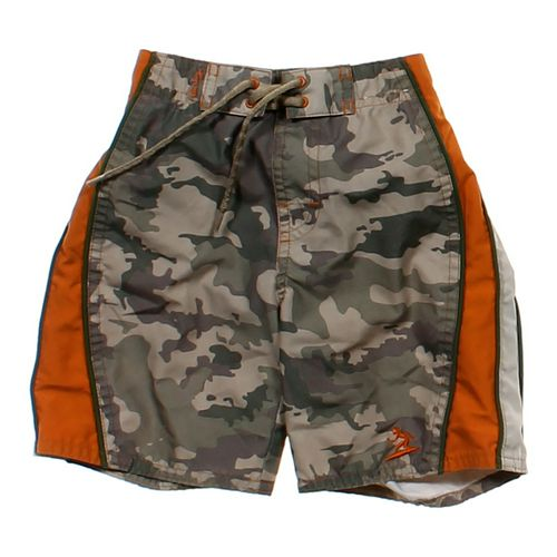 Old Navy Camouflage Swim Trunks in size 2/2T at up to 95% Off - Swap.com