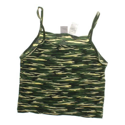 Natural Reflections Camouflage Tank Top in size JR 7 at up to 95% Off - Swap.com
