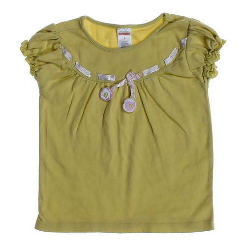 Gymboree Cap Sleeve Shirt in size 6 at up to 95% Off - Swap.com