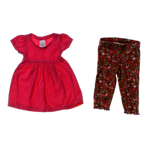 Creations of Grace Cap Sleeve Shirt & Pants Set in size 3 mo at up to 95% Off - Swap.com
