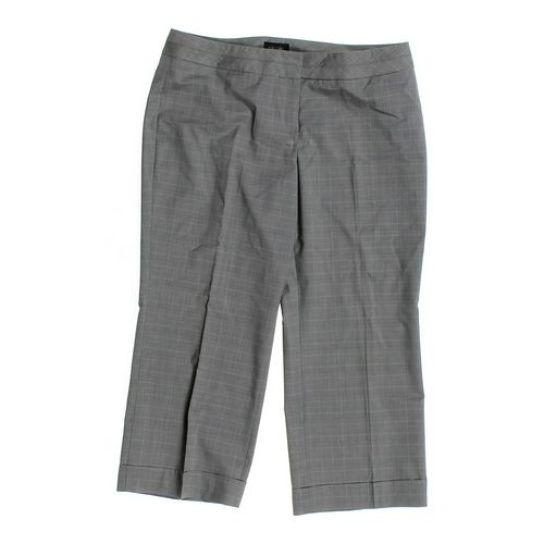 Nicole Miller Capri Dress Pants in size 14 at up to 95% Off - Swap.com