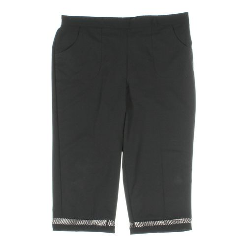 Alfred Dunner Capri Pants in size 18 at up to 95% Off - Swap.com