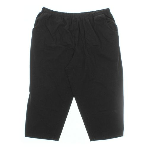 ALL AMERICAN Comfort Capri Pants in size 2X at up to 95% Off - Swap.com