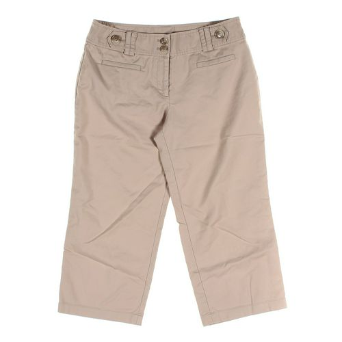 Ann Taylor Capri Pants in size 6 at up to 95% Off - Swap.com
