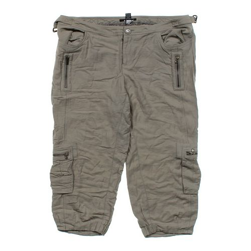 Apt. 9 Capri Pants in size 14 at up to 95% Off - Swap.com