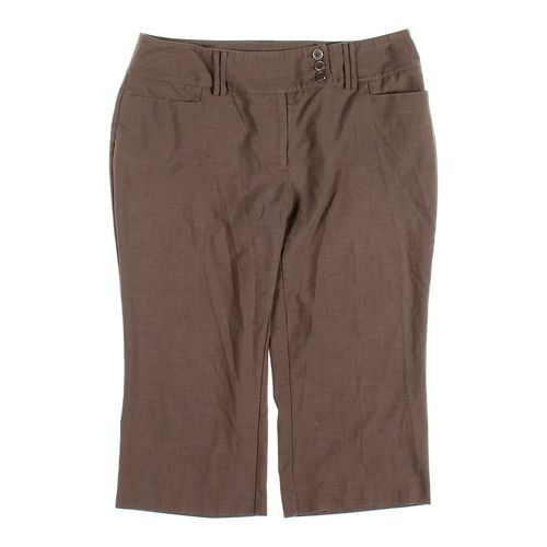 Apt. 9 Capri Pants in size 16 at up to 95% Off - Swap.com