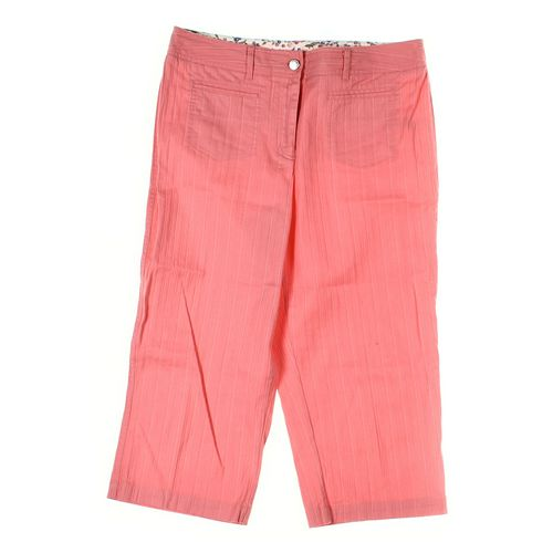 Cherokee Capri Pants in size 12 at up to 95% Off - Swap.com