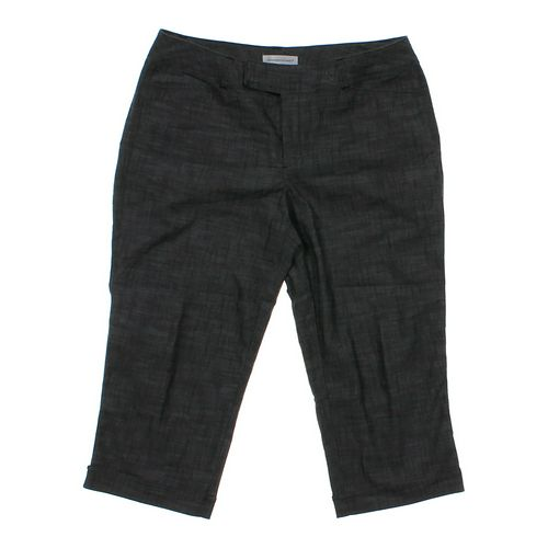 Christopher & Banks Capri Pants in size 10 at up to 95% Off - Swap.com