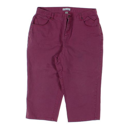 CJ Banks Capri Pants in size 14 at up to 95% Off - Swap.com