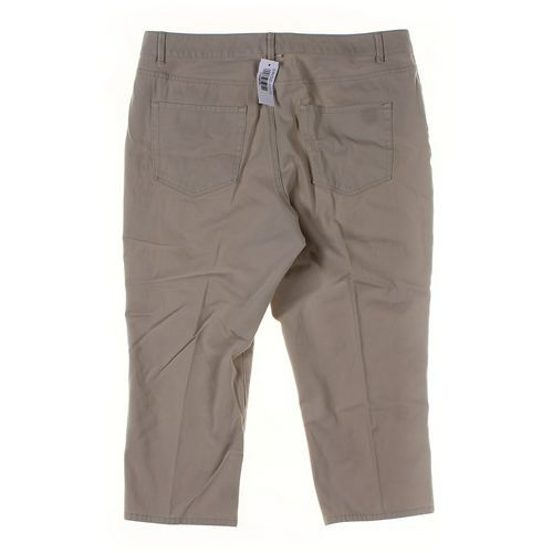 Coldwater Creek Capri Pants in size 14 at up to 95% Off - Swap.com