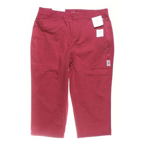 Croft & Barrow Capri Pants in size 16 at up to 95% Off - Swap.com