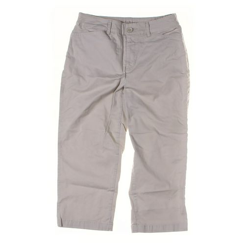 Croft & Barrow Capri Pants in size 6 at up to 95% Off - Swap.com
