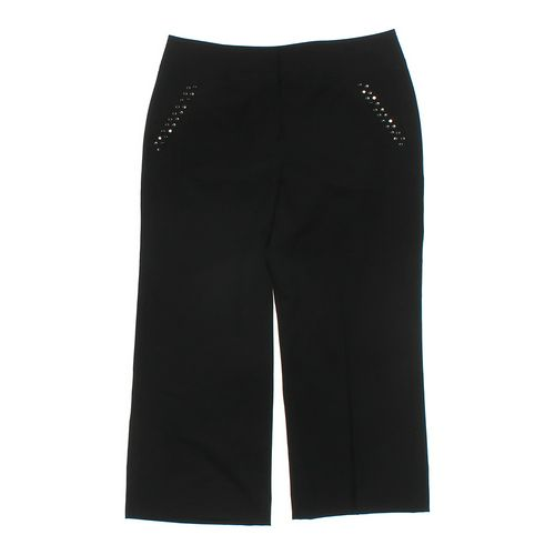 Essentials by A.B.S Capri Pants in size 4 at up to 95% Off - Swap.com