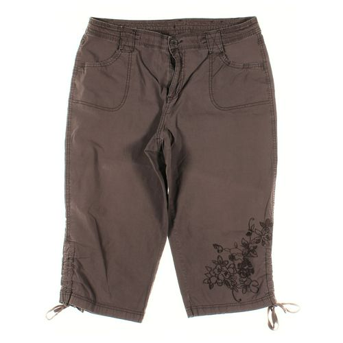 Faded Glory Capri Pants in size 14 at up to 95% Off - Swap.com