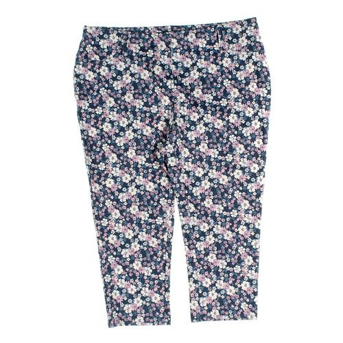 Faded Glory Capri Pants in size 2X at up to 95% Off - Swap.com