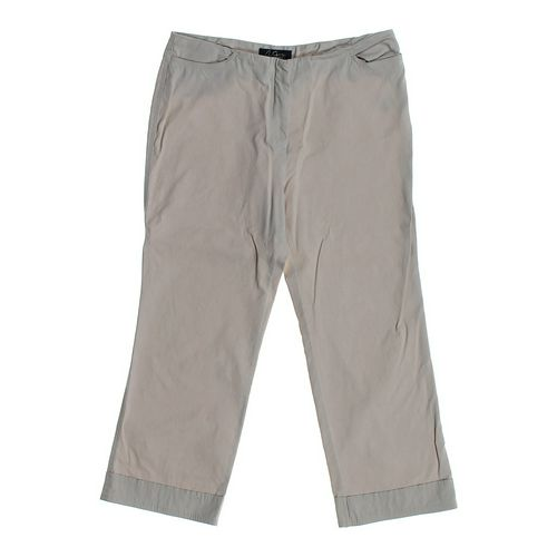 City Streets Capri Pants in size JR 11 at up to 95% Off - Swap.com