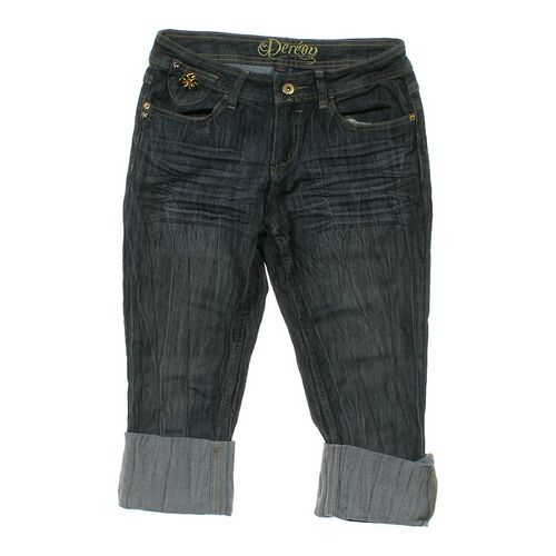 Dereon Capri Pants in size JR 5 at up to 95% Off - Swap.com