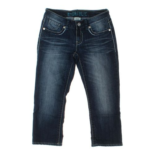 Hydraulic Capri Pants in size JR 3 at up to 95% Off - Swap.com