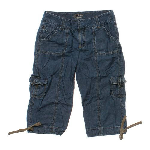 Riders Capri Pants in size JR 5 at up to 95% Off - Swap.com