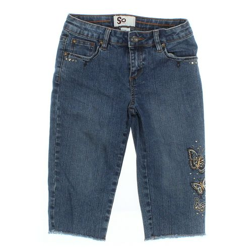 SO Capri Pants in size 12 at up to 95% Off - Swap.com