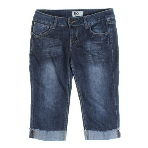 SO Capri Pants in size JR 9 at up to 95% Off - Swap.com