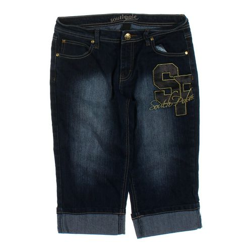 South Pole Capri Pants in size JR 9 at up to 95% Off - Swap.com