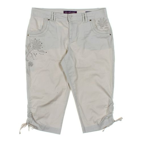 Gloria Vanderbilt Capri Pants in size 12 at up to 95% Off - Swap.com