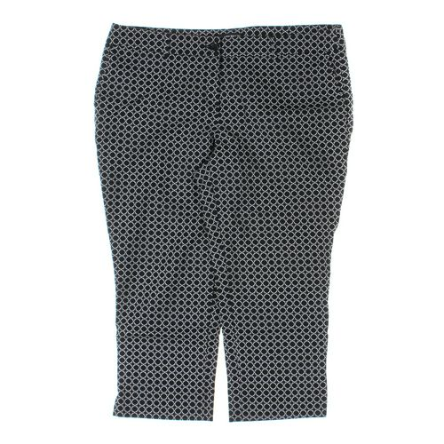 Hilary Radley Capri Pants in size 16 at up to 95% Off - Swap.com