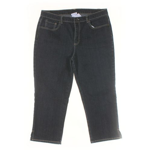 Jaclyn Smith Capri Pants in size 14 at up to 95% Off - Swap.com