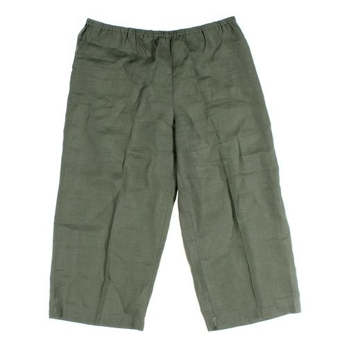 JM Collection Capri Pants in size 14 at up to 95% Off - Swap.com