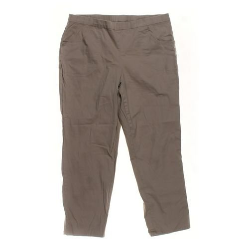 Just My Size Capri Pants in size 18 at up to 95% Off - Swap.com