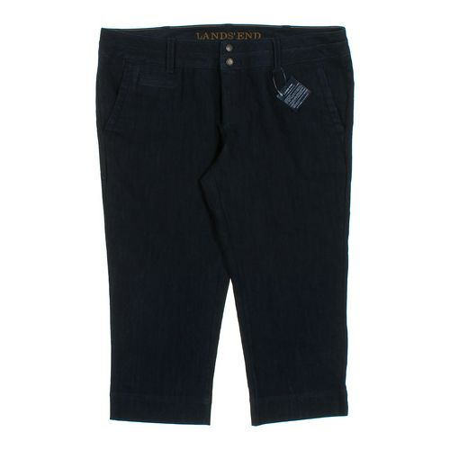 Lands' End Capri Pants in size 16 at up to 95% Off - Swap.com