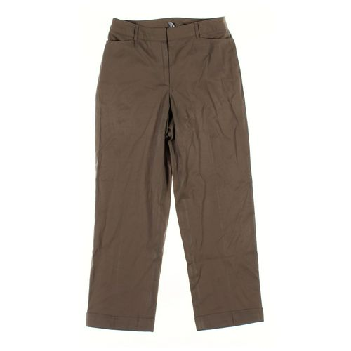 Laundry by Shelli Segal Capri Pants in size 2 at up to 95% Off - Swap.com