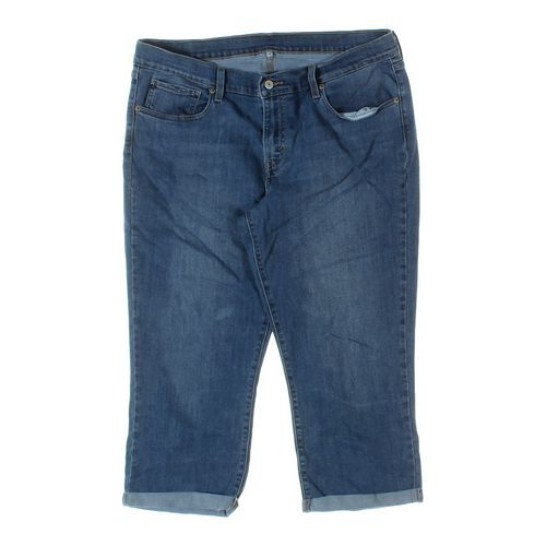 Levi Strauss & Co. Capri Pants in size 32 at up to 95% Off - Swap.com