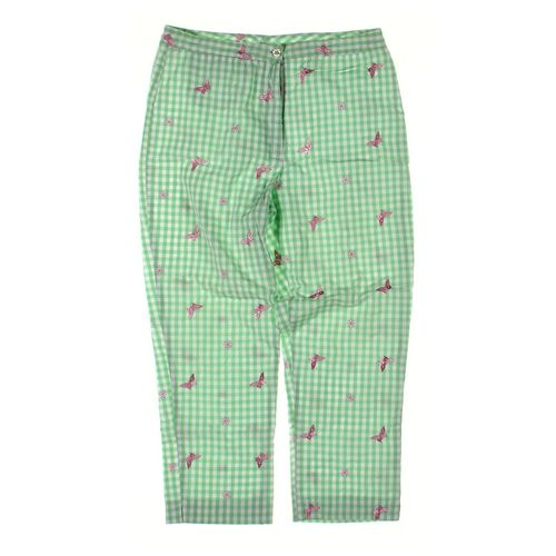 Lilly Pulitzer Capri Pants in size 8 at up to 95% Off - Swap.com