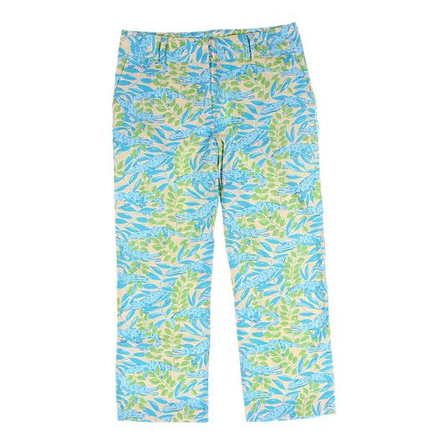 Lily Pulitzer Capri Pants in size 4 at up to 95% Off - Swap.com