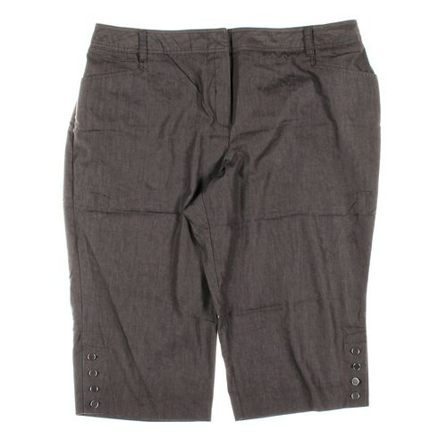 NEW DIRECTIONS Capri Pants in size 24 at up to 95% Off - Swap.com