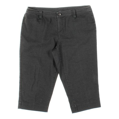 Nicole by Nicole Miller Capri Pants in size 14 at up to 95% Off - Swap.com