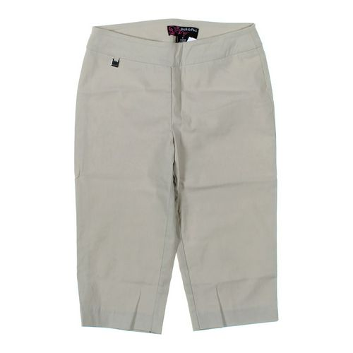 Peck & Peck Capri Pants in size 6 at up to 95% Off - Swap.com