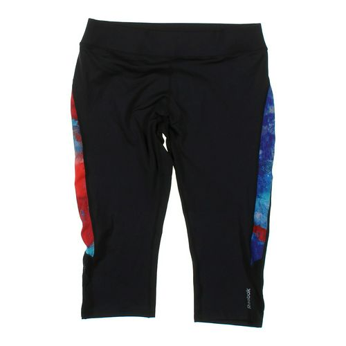 Reebok Capri Pants in size L at up to 95% Off - Swap.com