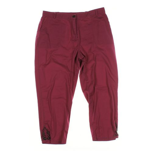 Ruby Rd. Capri Pants in size 10 at up to 95% Off - Swap.com