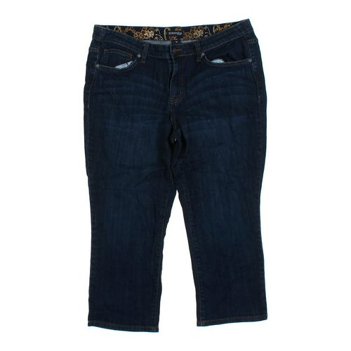 St. John's Bay Capri Pants in size 16 at up to 95% Off - Swap.com