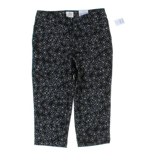 St. John's Bay Capri Pants in size 6 at up to 95% Off - Swap.com